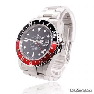 Rolex GMT Master 2 – 2004 Full Set Ref 16710 Order Online Today For Next Day
