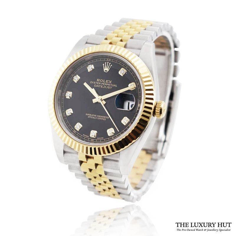 Rolex DateJust II Steel And Gold 41 – 2019 Full Set Ref 126333 Order Online Today For Next Day