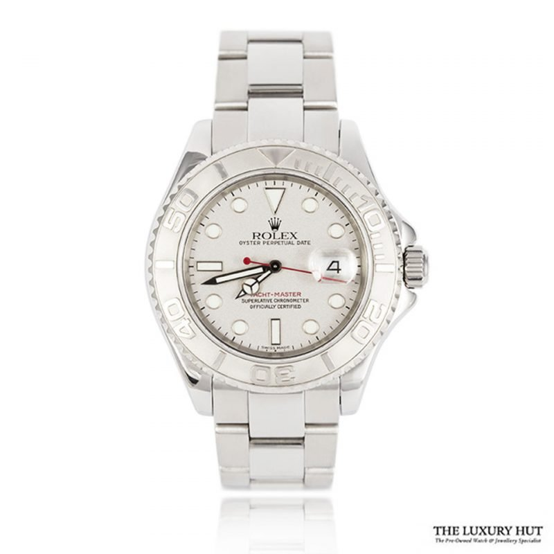 Rolex 2012 Yacht-Master Oyster Perpetual Ref 16622 Watch - Order Online Today For Next Day Delivery
