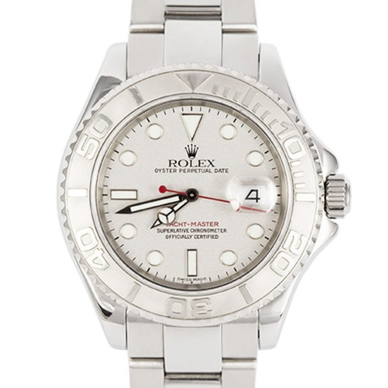 Rolex 2012 Yacht-Master Oyster Perpetual Ref 16622 Watch - Order Online