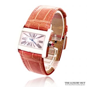 Cartier Tank Divan Mother Of Pearl – Ref 2599 Order Online Today For Next Day
