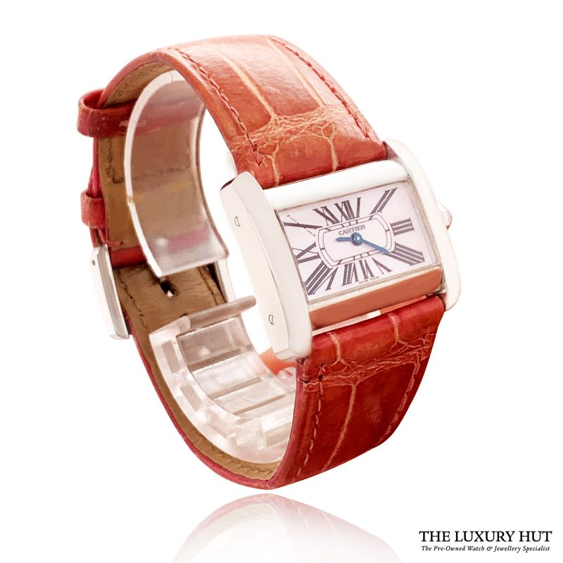 Cartier Tank Divan Mother Of Pearl – Ref 2599 Order Online Today For Next