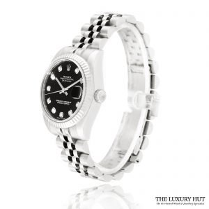 Rolex Ladies Steel Oyster Perpetual DateJust 2018 Watch Ref 178274 Order Online Today For Next