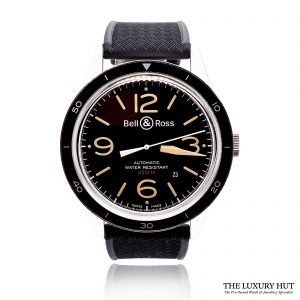 Bell & Ross BRV 123 Watch – Ref BRV 123 ST HER/SRB. Order Online Today For Next Day Delivery