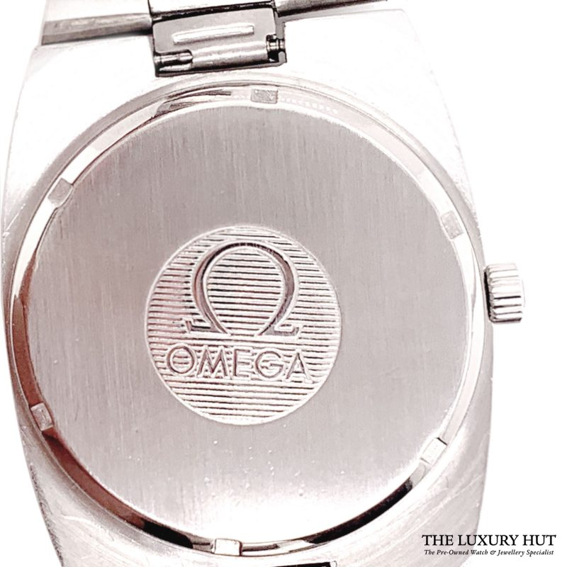 Vintage Omega Geneve Steel Automatic Watch - 1970s - Order