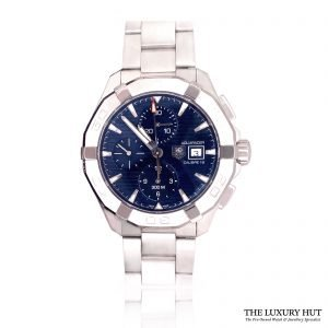 Tag Heuer Chronograph Watch – Ref CAY 2112-2. Order Online Today For Next Day Delivery