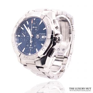 Tag Heuer Chronograph Watch – Ref CAY 2112-2. Order Online Today