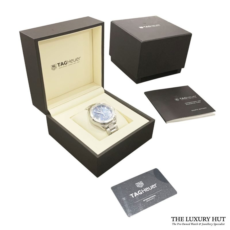 Tag Heuer Chronograph Watch – Ref CAY 2112-2. Order Online