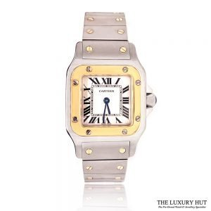 Cartier Santos Galbee – Ref 1567 Order Online Today For Next Day Delivery