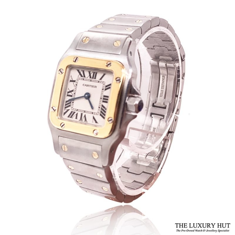 Cartier Santos Galbee – Ref 1567 Order Online Today For Next Day