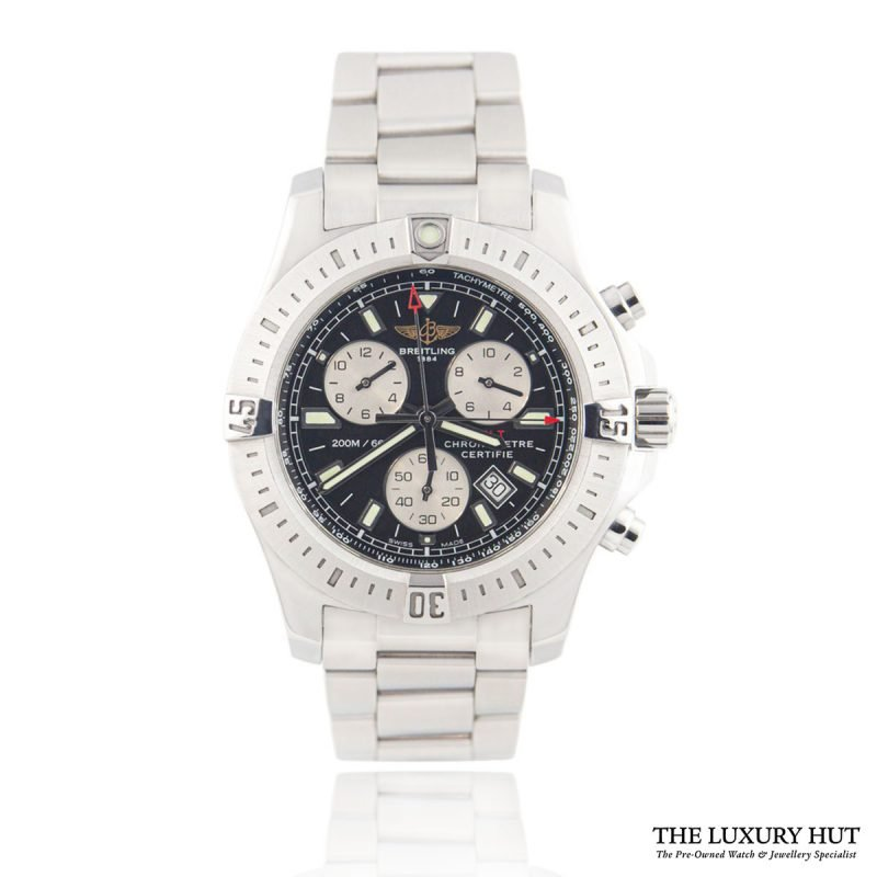 Breitling Colt Chronograph II Watch Ref: A73388 Order Online Today For Next Day Delivery