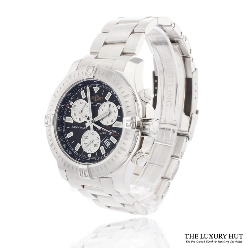 Breitling Colt Chronograph II Watch Ref: A73388 Order Online Today