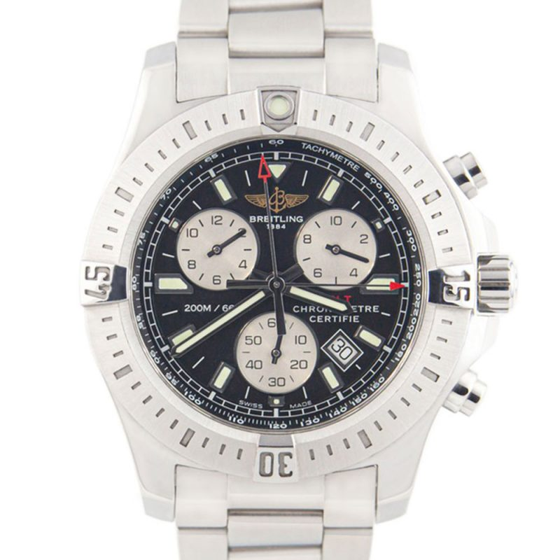 Breitling Colt Chronograph II Watch Ref: A73388 Order
