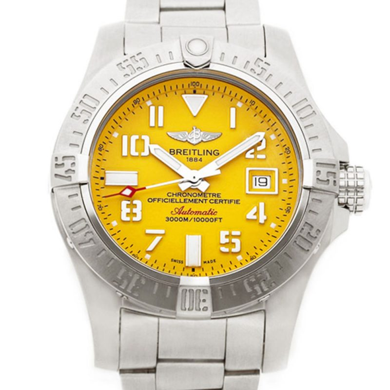 Breitling Avenger II Seawolf Watch Ref:A1733110 Order Online Today Delivery