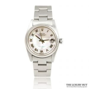 Rolex Datejust 31mm MOP Dial Watch Ref: 78274 - Order Online Today For Next Day Delivery