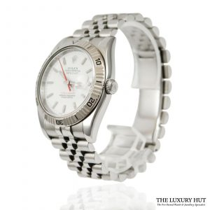 Rolex Datejust Turn-O-Graph Oyster Perpetual 2008 Ref 116264