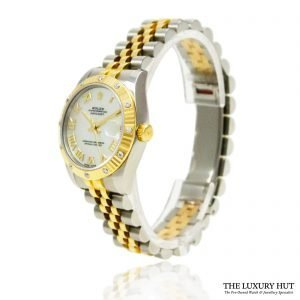 Rolex Datejust 178313 White Mop Dial - 2017 Full Set Unworn - Order Online Today For Next Day