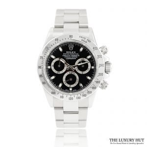Rolex Daytona Rare APH Dial Full Set 2007 Ref 116520 Order Online Today For Next Day Delivery