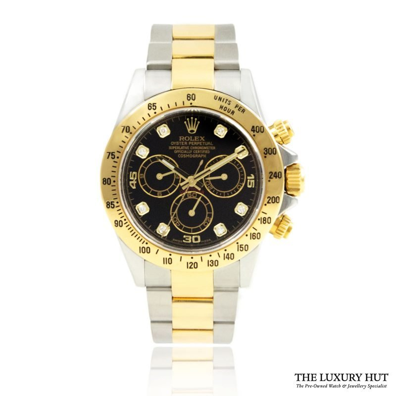 Rolex 2014 Daytona Cosmograph Ref 116523 Watch - Order Online Today For Next Day Delivery