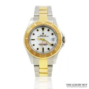 Rolex Yacht-Master Steel & Gold Watch Ref: 68623 - Order Online Today For Next Day Delivery