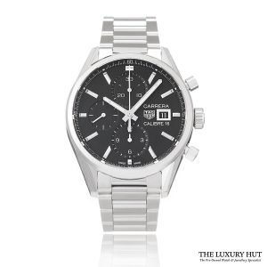 Tag Heuer Automatic Chronograph Watch– Ref CBK 2110 Order Online Today For Next Day Delivery