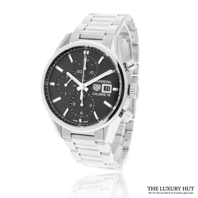 Tag Heuer Automatic Chronograph Watch– Ref CBK 2110 Order Online Today For Next Day