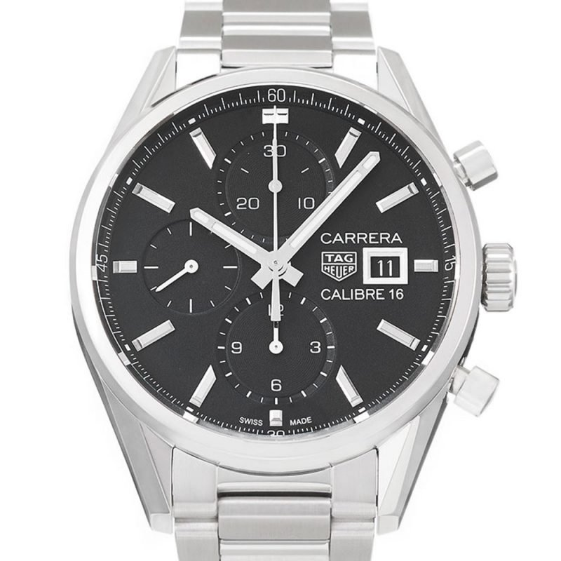 Tag Heuer Automatic Chronograph Watch– Ref CBK 2110 Order Online