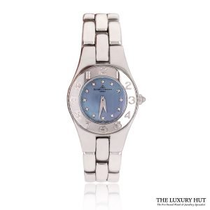 Baume & Mercier Linea Ladies Quartz Watch Order Online Today For Next Day Delivery
