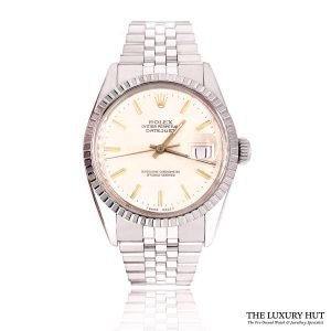 Rolex Datejust 36mm Watch Ref: 16030 - 1984 Order Online Today For Next Day Delivery