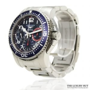 Longines Hydro Conquest Watch Ref L3.696.4.03.6 Order Online today for next day