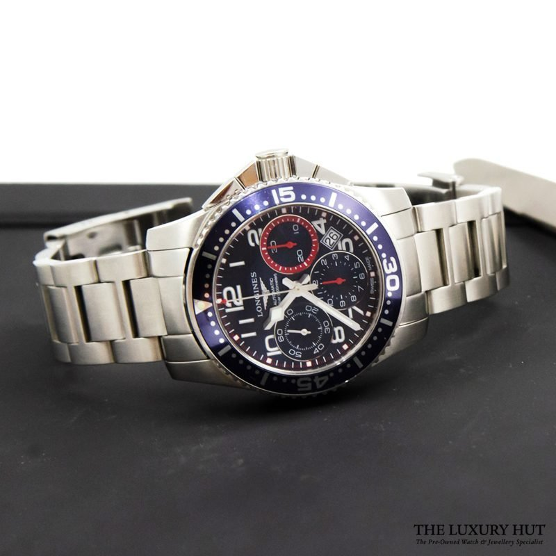 Longines Hydro Conquest Watch Ref L3.696.4.03.6 Order Online delivery