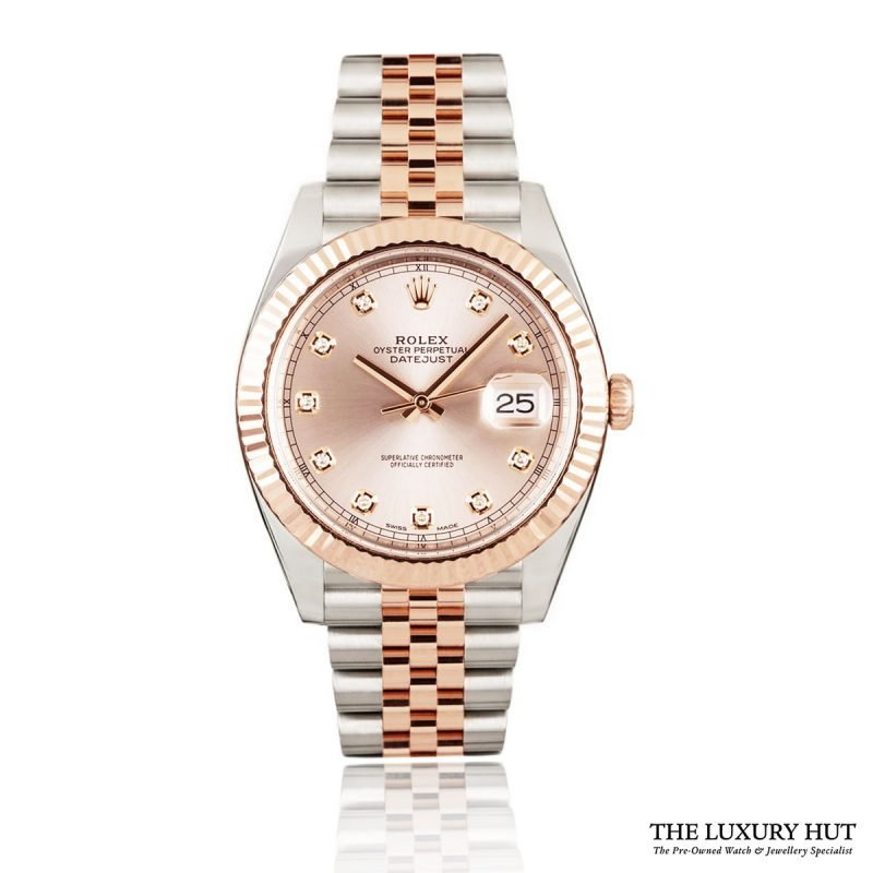 Rolex Datejust 41mm Sundust Ref: 126331- 2020 Order Online Today For Next Day Delivery