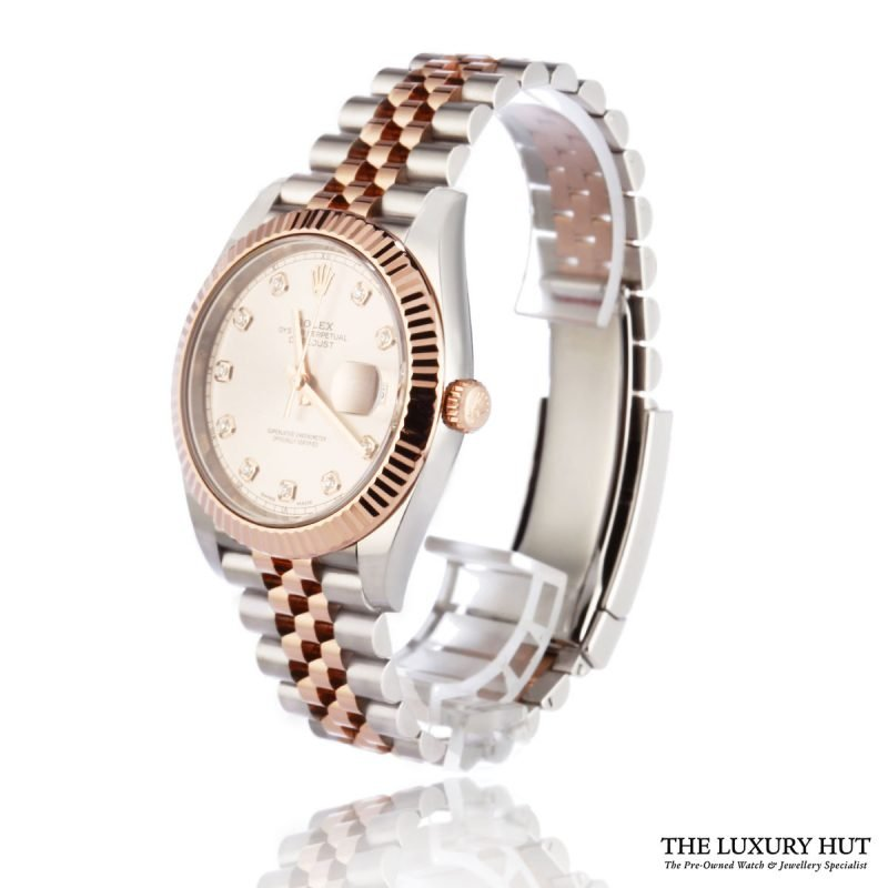 Rolex Datejust 41mm Sundust Ref: 126331- 2020 Order Online Today For Next Day