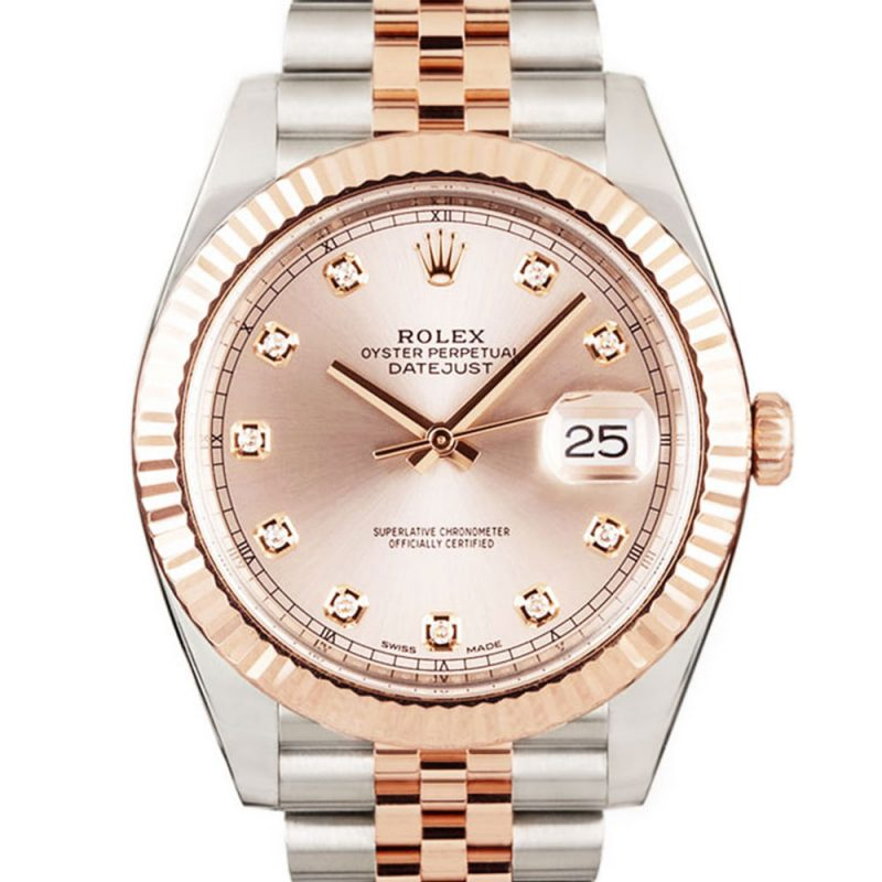 Rolex Datejust 41mm Sundust Ref: 126331- 2020 Order Online Today