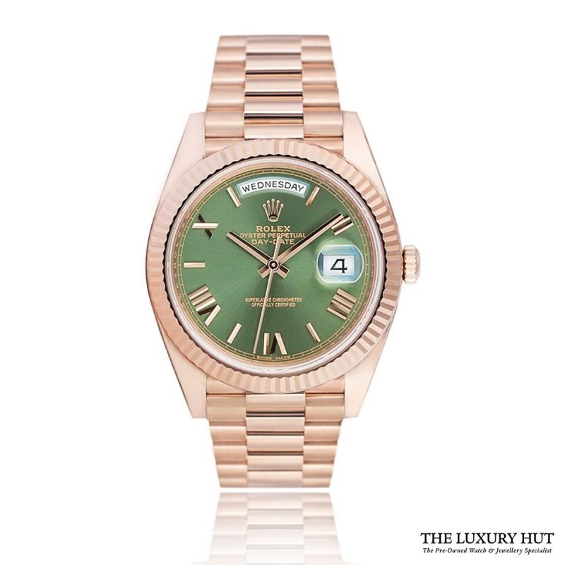 Rolex Day-Date Anniversary Edition Ref: 228235 - 2019 Order Online Today For Next Day Delivery
