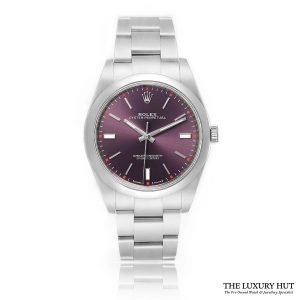Rolex Oyster Perpetual 39mm Watch Ref: 114300 - 2019 Order Online Today For Next Day Delivery