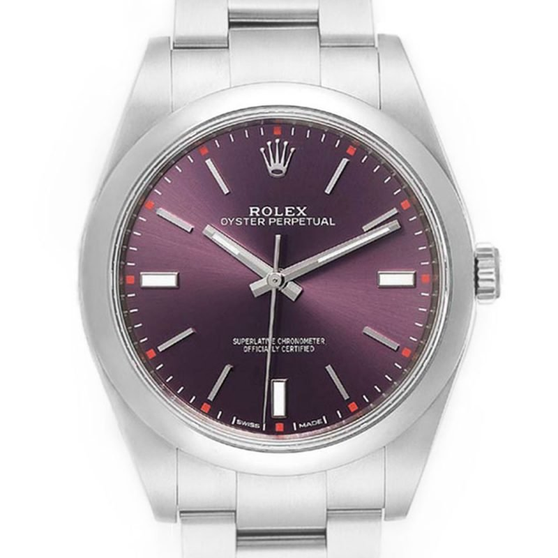 Rolex Oyster Perpetual 39mm Watch Ref: 114300 - 2019 Order Online