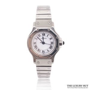 Cartier Santos Ronde Automatic Watch– Ref 09060 Order Online Today For Next Day Delivery