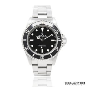 Rolex 2006 Submariner Oyster Perpetual Ref 14060M - Order Online Today For Next Day Delivery