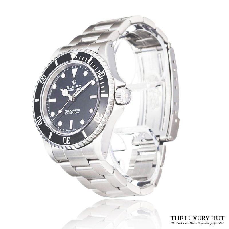 Rolex 2006 Submariner Oyster Perpetual Ref 14060M - Order Online Today