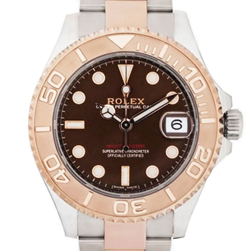 Rolex Yacht-Master 37mm Ref: 268621 Watch - Order Online Today Delivery