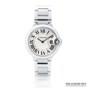 Cartier Ballon Bleu Ref 3005 Watch - Circa 2015 - Order Online Today For Next Day Delivery