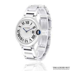 Cartier Ballon Bleu Ref 3005 Watch - Circa 2015 - Order Online Today For Next Day
