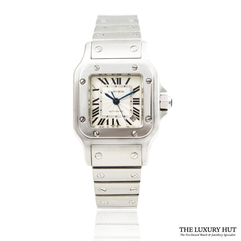 Cartier Santos Automatic Watch – Ref 2423 Order Online Today For Next Day Delivery