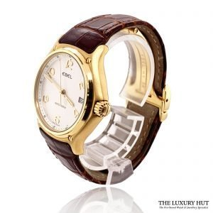 Ebel 1911 18ct Yellow Gold Watch Ref : E8080241 - Order Online today for next day