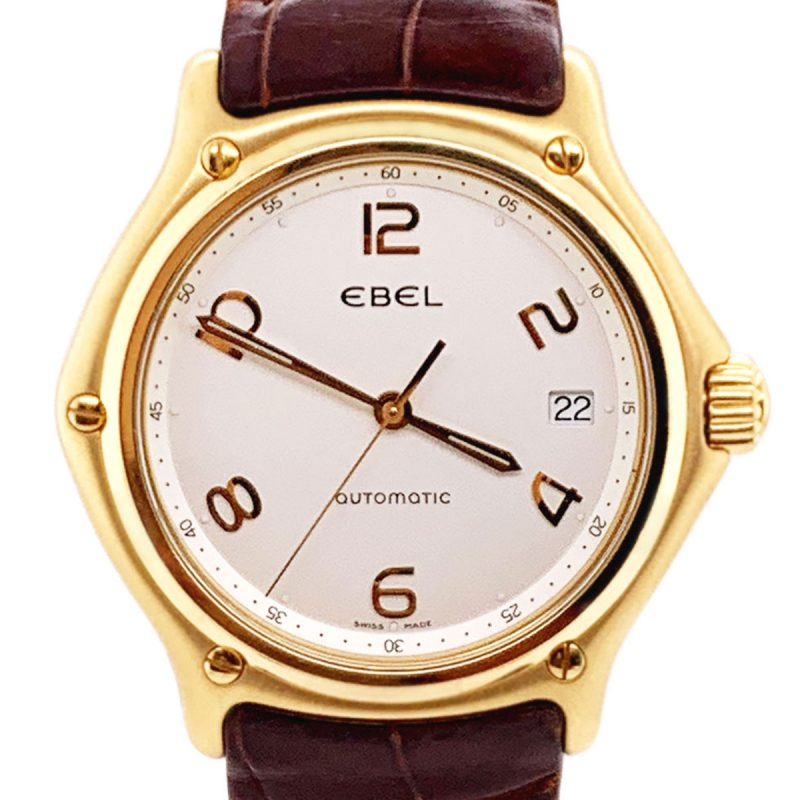 Ebel 1911 18ct Yellow Gold Watch Ref : E8080241 - Order Online today delivery