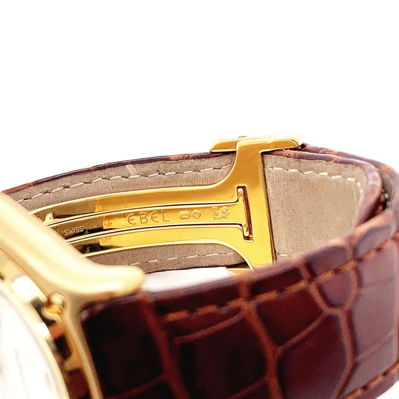 Ebel 1911 18ct Yellow Gold Watch Ref : E8080241 - Order