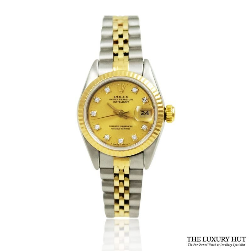 Rolex Lady Datejust 26mm Watch Ref: 69173 - Order Online today for next day delivery