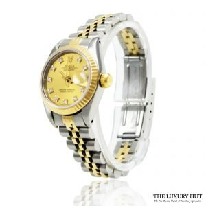 Rolex Lady Datejust 26mm Watch Ref: 69173 - Order Online today for next day