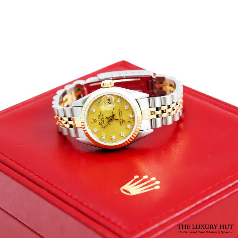 Rolex Lady Datejust 26mm Watch Ref: 69173 - Order Online today delivery